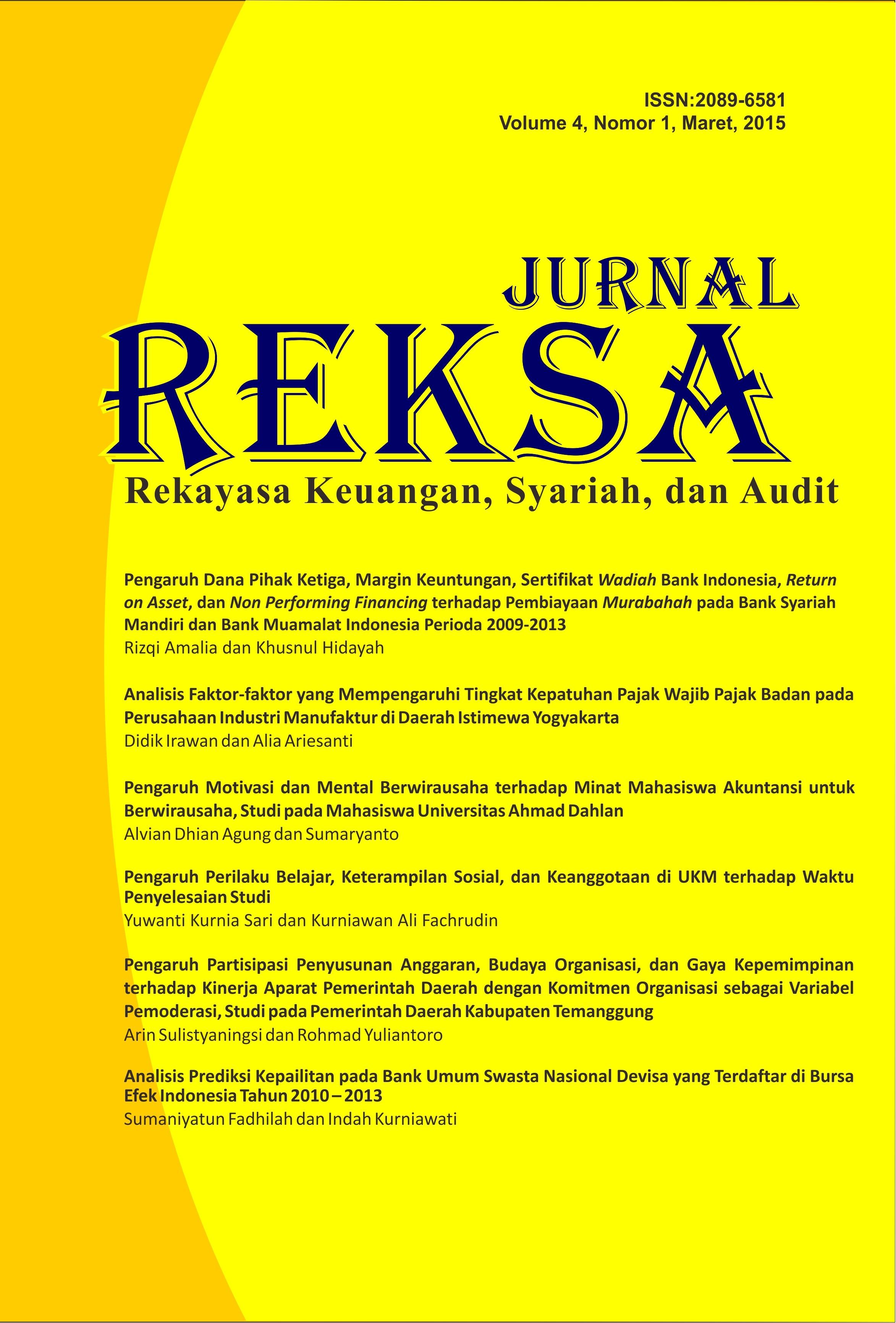 JURNAL REKSA